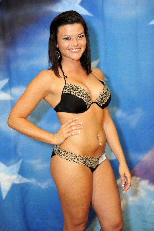 maggie bikini contest